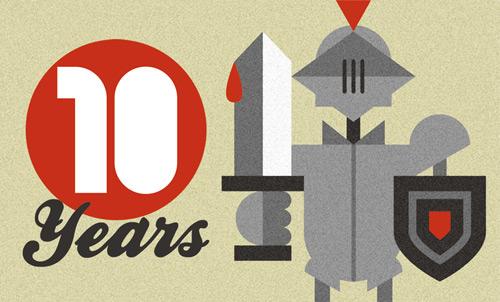 10 Year Büro Discount
