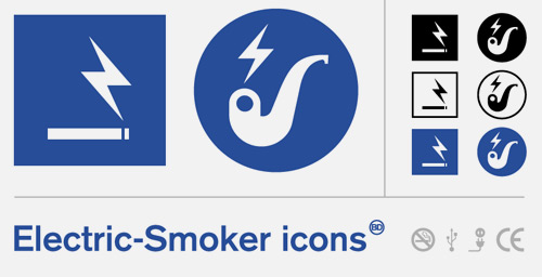 BD Electric Smoker icons