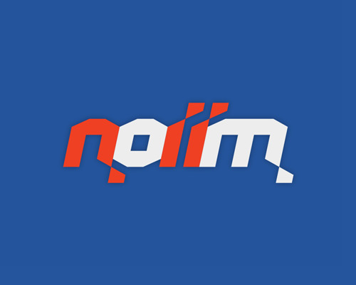 Norrm Logotype Remix by Büro Destruct