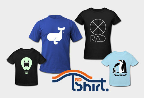 BD T-shirts