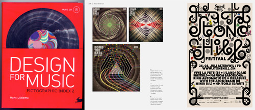 Design For Music Book from The Pepin Press