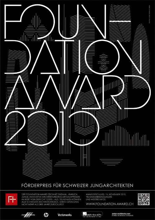 Foundation Award for your swiss architects