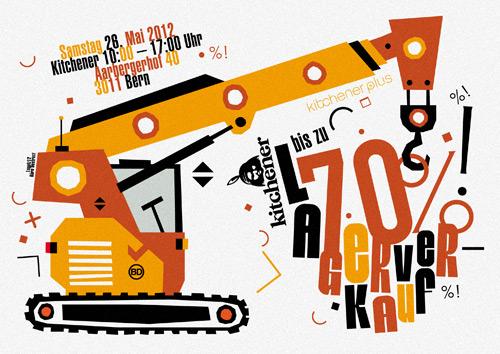 Kitchener Lagerverkauf 2012