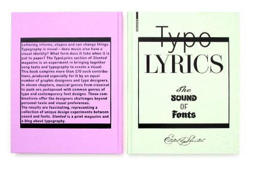 TypoLyrics book