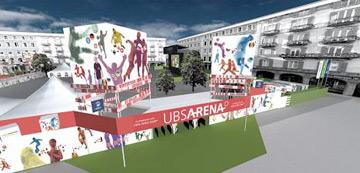 UBS Arena stadium 3D